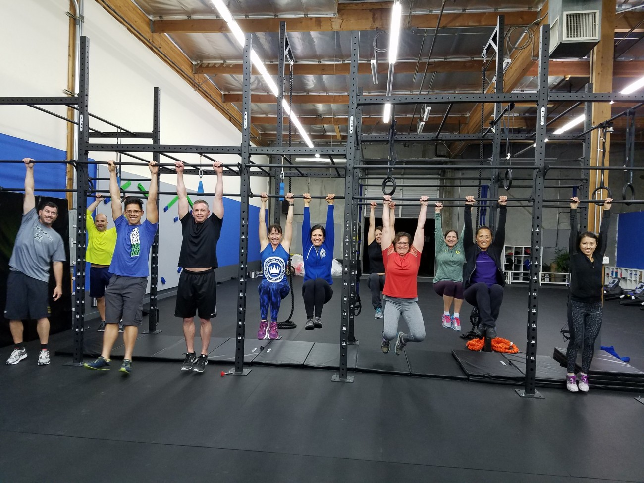 OCR Training Camp Group