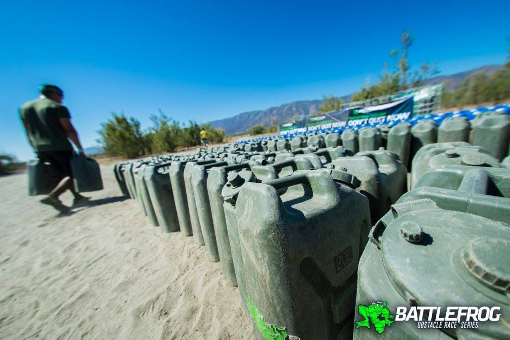 BF Jerry Cans