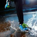 foot splash