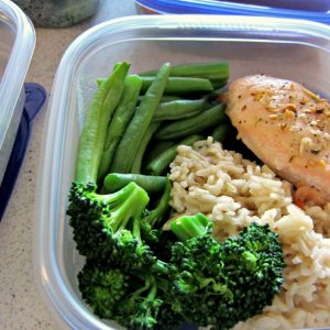 Meal Prep Disposable Container