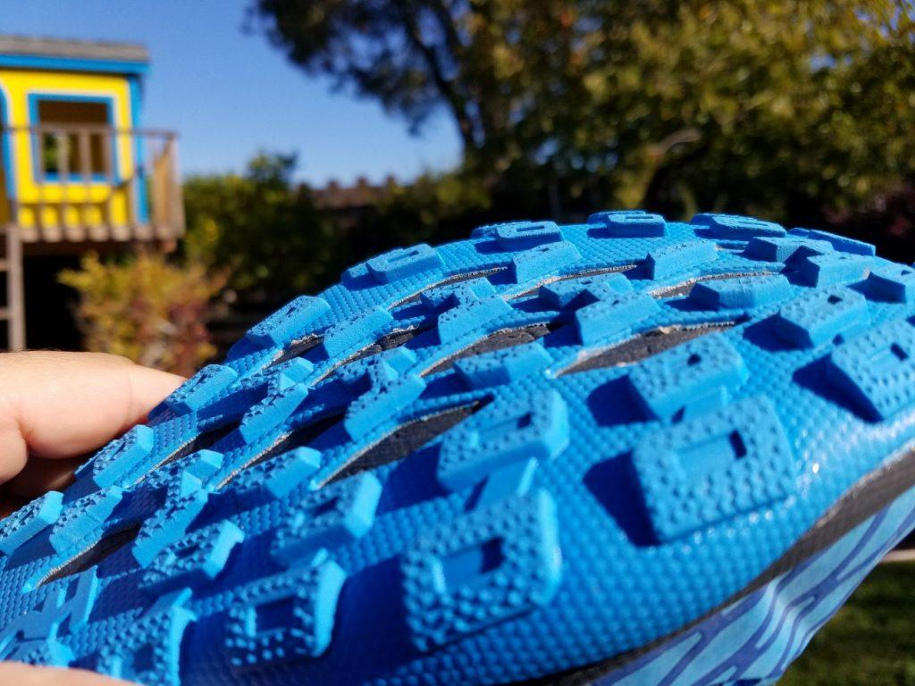 Hoka Speed Instinct Lugs