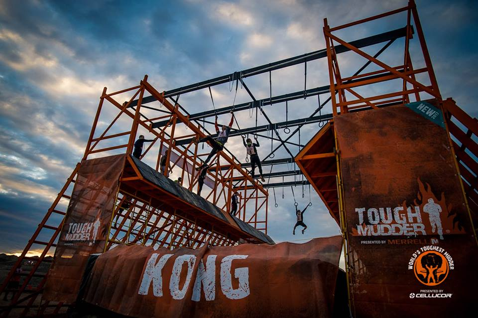 World's Toughest Mudder Kong