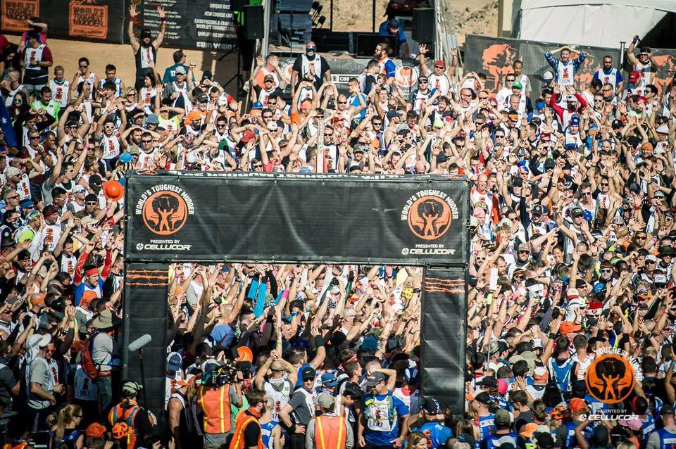 World's Toughest Mudder Community