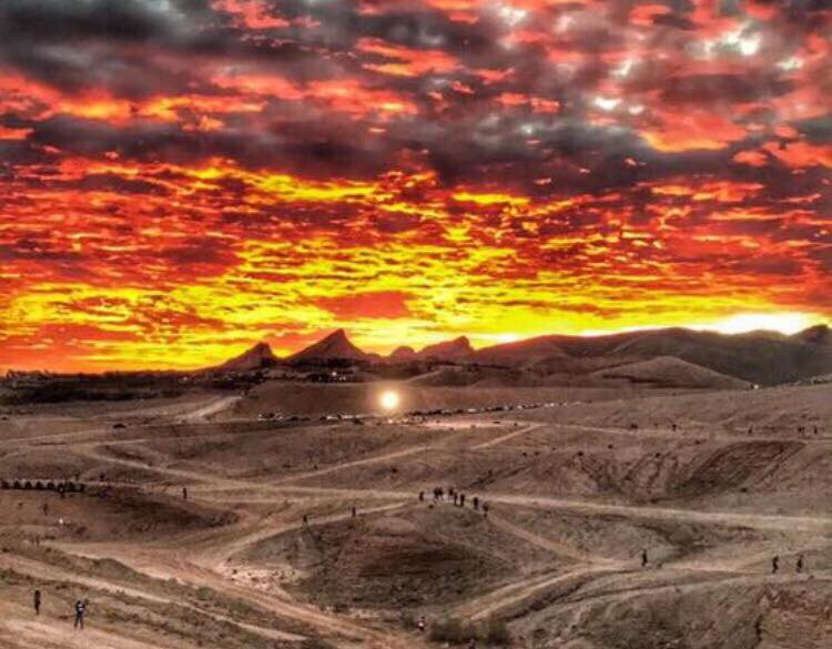World's Toughest Mudder View