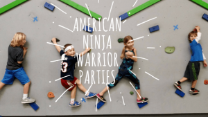 Ninja warrior Parties