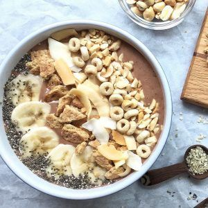 Smoothie Bowl PB