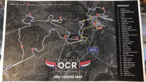 US OCR Championship Map