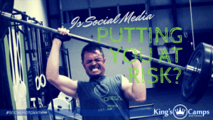 IS SOCIAL MEDIA PUTTING YOU AT RISK OF INJURY?
