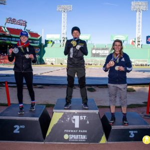 Group Podium Fenway