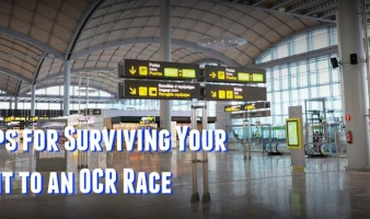 10 Tips for Surviving your Flight to an OCR Race